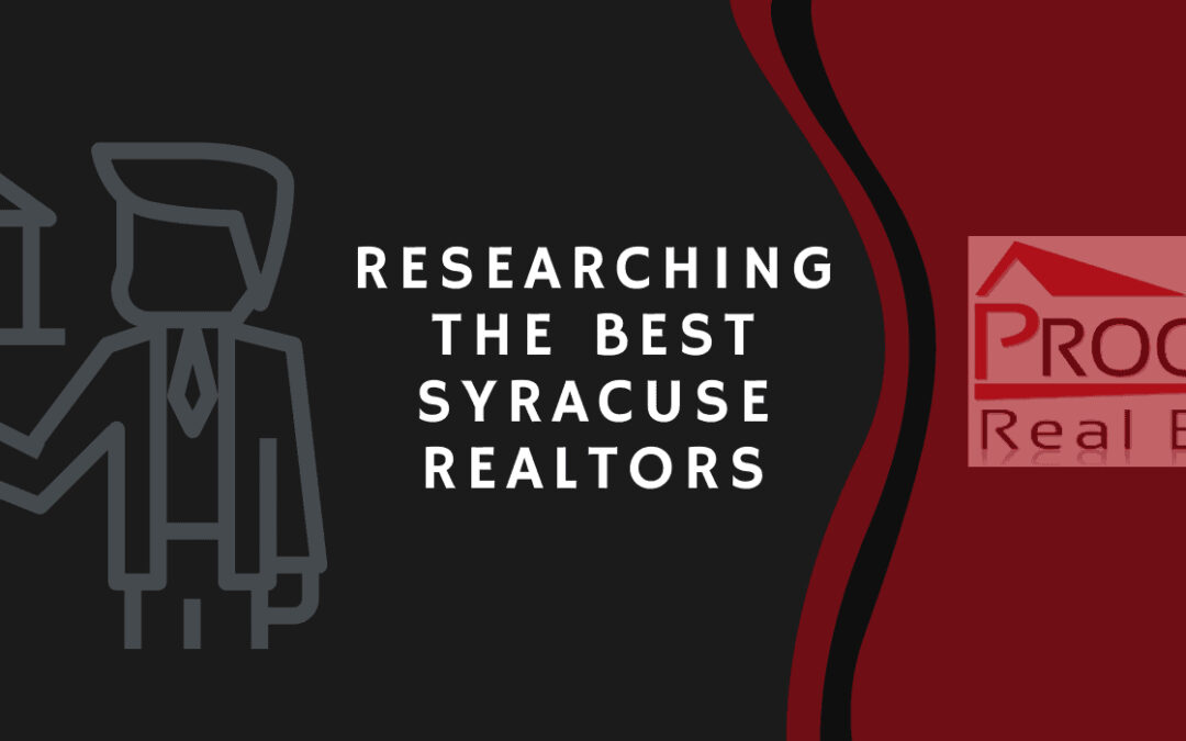 Researching the Best Syracuse Realtors