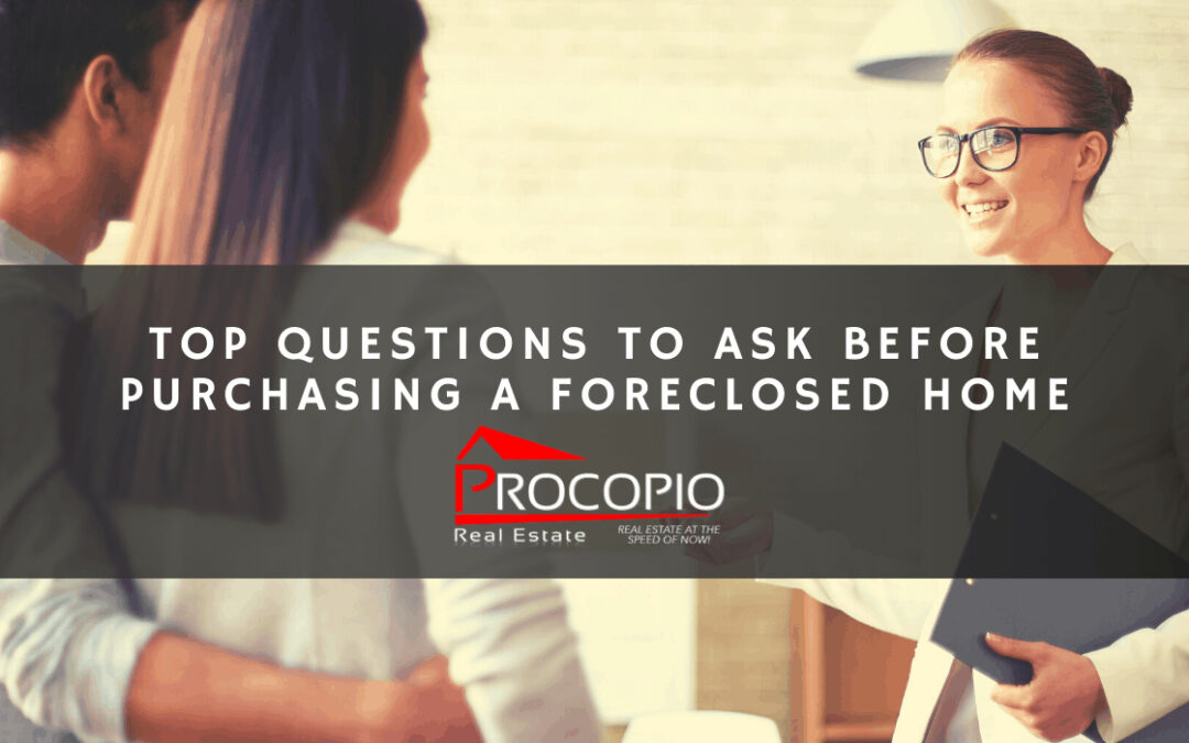 Top Questions to Ask Before Purchasing A Foreclosed Home